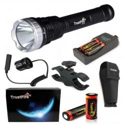 Kit linterna Trustfire J10