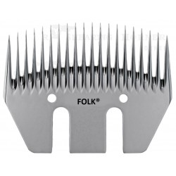 Peine  Folk - 20 dientes