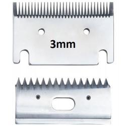 Cuchilla y peine C-1 (1mm)