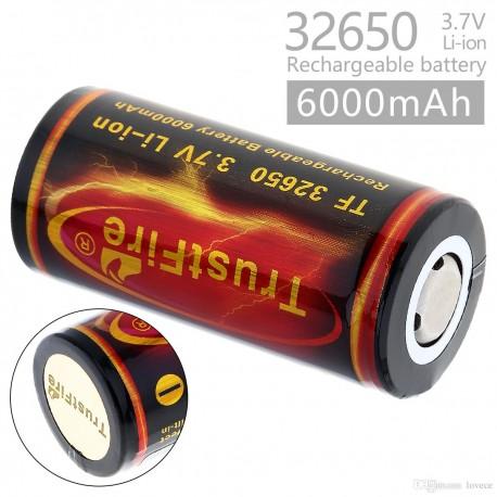 Bateria 32650 - 6000 mAh
