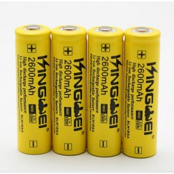 Batería Kingwei 2600 mAh