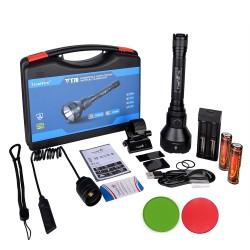 Kit linterna Trustfire T70