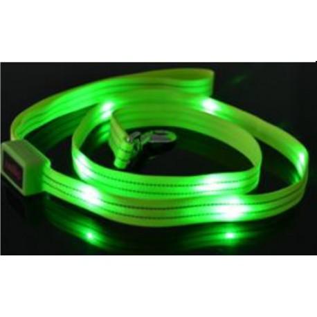 Correa luminosa led fluorescente