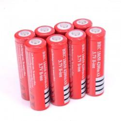 Batería  litio Ultrafire 3000 mAh